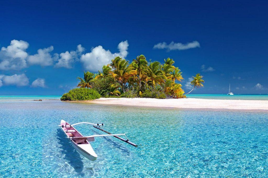 Polynesia-Islands-Atoll Bora-bora-dream-water-turquoise